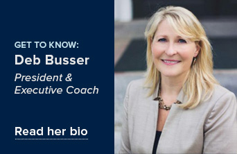 Read bio of Deb Busser, Executive Coach - based in Boston, MA