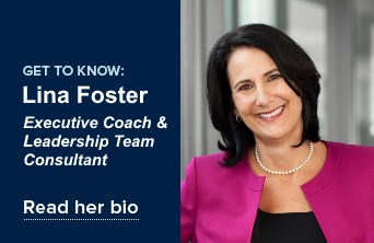 Read bio of Lina Foster, Executive Coach - based in Boston, MA