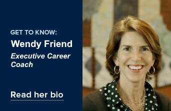 Read bio of Wendy Friend, Executive Coach - based in Boston, MA